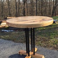 WINDOW NOOK TABLE 1