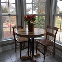 WINDOW NOOK TABLE IN HOME