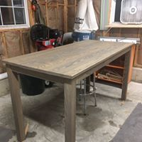 ask bistro table